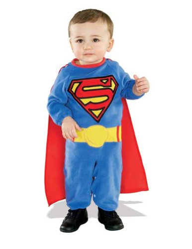 baby & toddler costumes - Superman Newborn Costume 0-6 Months