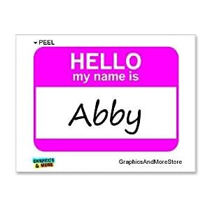 abby logo name - photo #37