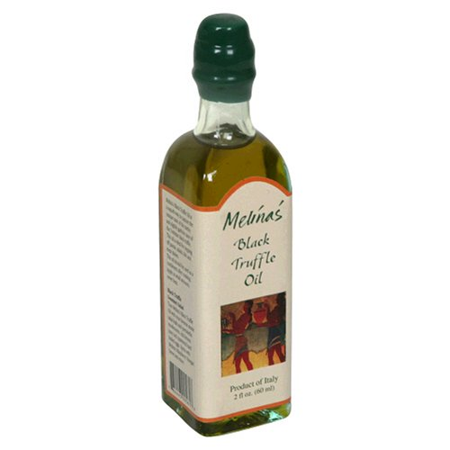 Buy Melina's Black Truffle Oil, 2-Ounce Bottles (Pack of 4) (Melina's, Health & Personal Care, Products, Food & Snacks, Condiments Sauces & Spreads, Oils Vinegars & Salad Dressings, Oils)