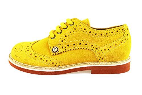 cesare-paciotti-28-eu-chaussures-elegantes-garcon-jaune-daim-ah930