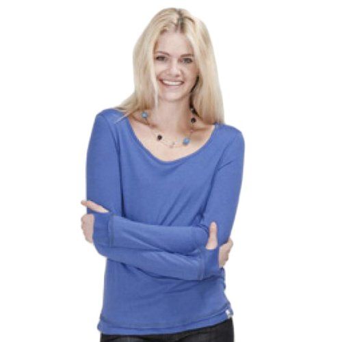 Roxy Deep Ultramarin Ladies Top blu, taglia M