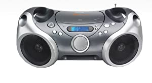 Memorex MP3142 Sport Boombox (Discontinued by Manufacturer)