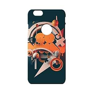 G-STAR Designer Printed Back case cover for Apple Iphone 6 (LOGO) - G4067