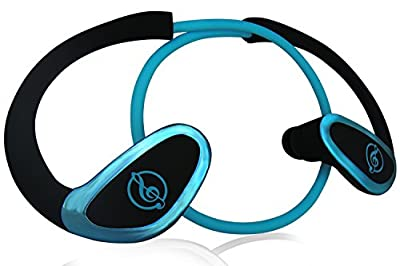 Designer Headphones by TREBLE Cordless Bluetooth Headphones with Mic TREBLE-19. Bluetooth 4.1, CVC 6.0 Noise Cancelling Technology, Universally Compatible with All Bluetooth Devices