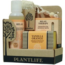 Cheapest Spa-Therapy Kit Relax by Plantlife - Free Shipping Available
