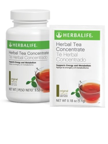 Herbalife Herbal Concentrate (3.5Oz Or 15 Packets) Lemon