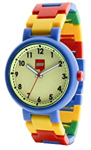 LEGO Midsize 340803 Classic Luminous Dial Blue Watch