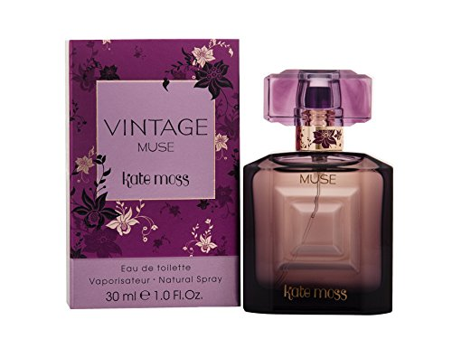 Kate Moss Vintage Muse, Eau de Toilette da donna, 30 ml