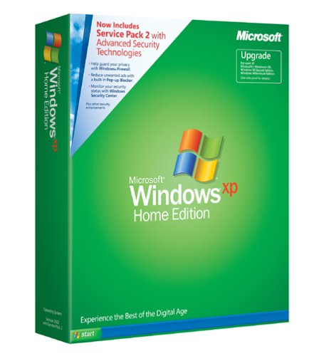 Microsoft Windows XP Home Edition Upgrade  SP2