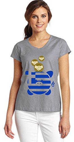 greece-piggy-bank-t-shirt-womens-v-neck-t-shirt-xx-large