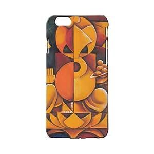 BLUEDIO Designer 3D Printed Back case cover for Apple Iphone 6/ 6s - G5931