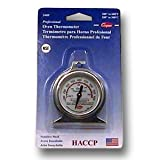 Cooper Atkins NSF Certified 100-600F HACCP Dial Oven Thermometer