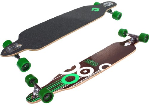Read About Atom Drop-Through Longboard (41-Inch)