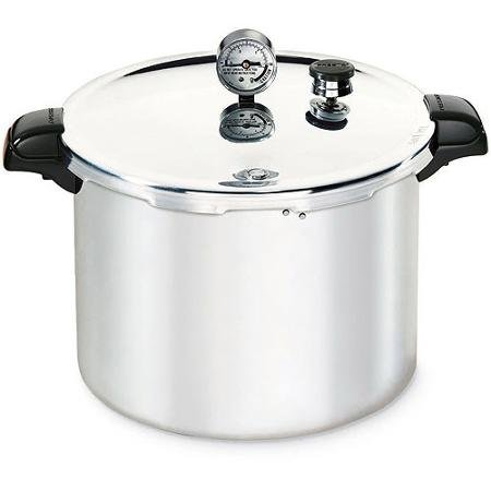 16-Quart Aluminum Pressure Cooker (Presto Pressure Cooker 1755 compare prices)