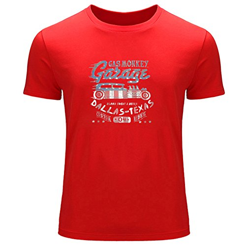 Classic Gas Monkey Garage For Men's T-shirt Tee Outlet