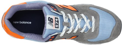 New Balance Men's ML574 Yacht Club Sneaker