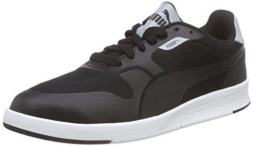 Puma Icra Evo, Unisex-Erwachsene Sneakers, Schwarz (black-quarry 05), 45 EU (10.5 Erwachsene UK) thumbnail
