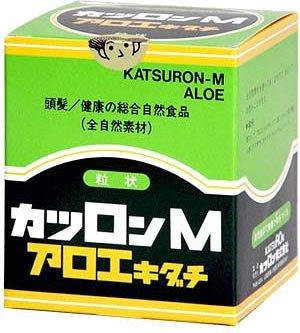 カツロン Mアロエキダチ 粒 150g