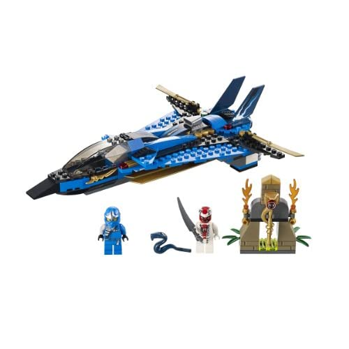 Lego Ninjago Jay's Storm Fighter