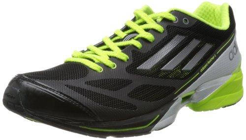 [アディダス] adidas adizero Feather 2 G97967 G97967 (ブラック/ネオアイロンメットF11/エレクトリシティ/26.0)