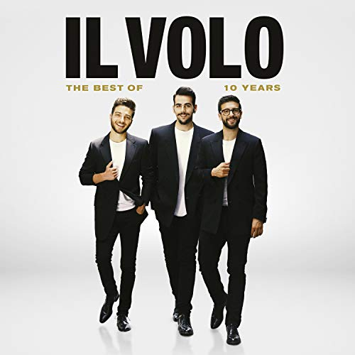 CD : IL VOLO - 10 Years - The Best Of (2 Discos)