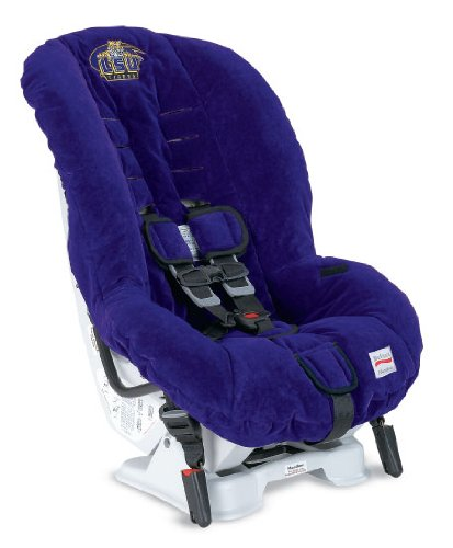 hot deal lsu britax marathon car seat cover. Black Bedroom Furniture Sets. Home Design Ideas