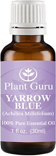 Yarrow (Blue) Essential Oil. 30 ml. 100% Pure, Undiluted, Therapeutic Grade.