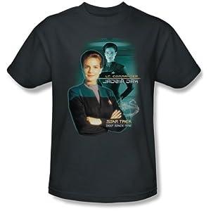Star Trek T-Shirt JADZIA DAX Deep Space Nine