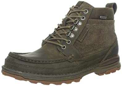 Merrell Men's Nobling Chukka Waterproof Boot,Kangaroo,7 M US