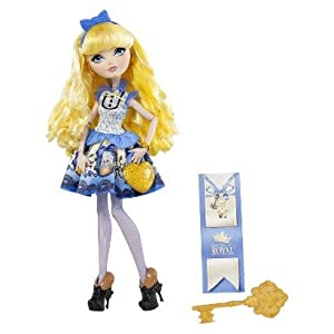Ever After High Blondie Locks Fashion Doll