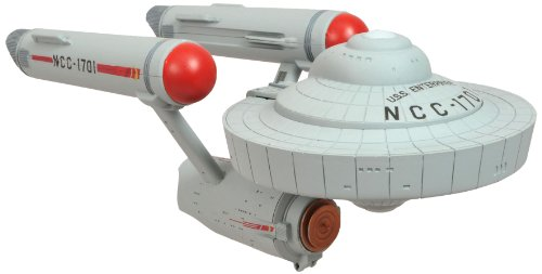 Diamond Select Toys Star Trek: The Original Series: Enterprise Minimate Vehicle