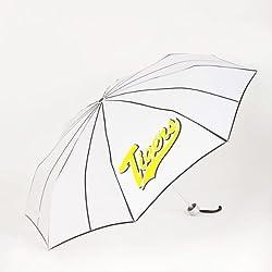 阪神 タイガース 応援グッズ 折りたたみ傘 専用ケース付き