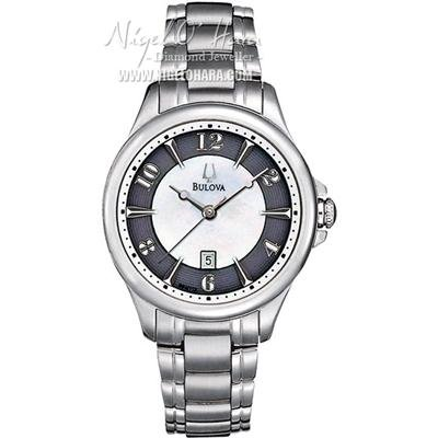 Bulova Ladies' ADVENTURER MOP Dial, Bracelet Watch 96m113