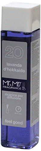 Mr&Mrs easy fragrance 020 Japan lavanda d'hokkaido 詰め替えボトル300ml