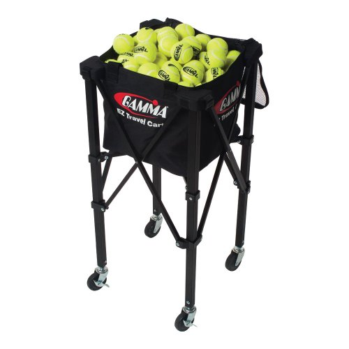 Gamma Ballhopper Ez Travel Cart 150, Black