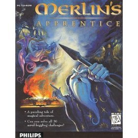 Merlin's Apprentice (PC/ Mac) (Computer Game)