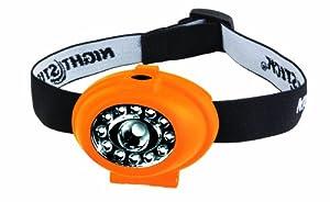 Bayco NSP-2232 Night Stick 13 LED Headlamp, Orange