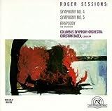 echange, troc  - Sessions : Symphonies N° 4 & 5