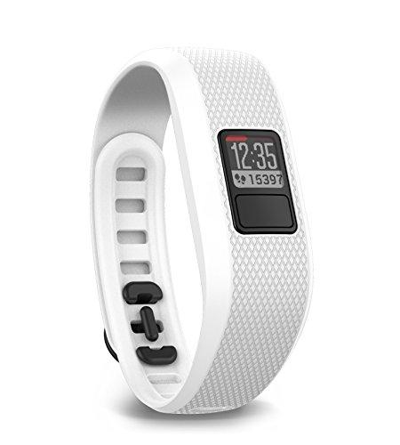 Garmin vivofit 3 Activity Tracker, Regular fit - White