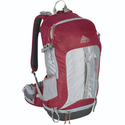 B005F54HCW Kelty Impact 30-Liter Backpack (Wine)