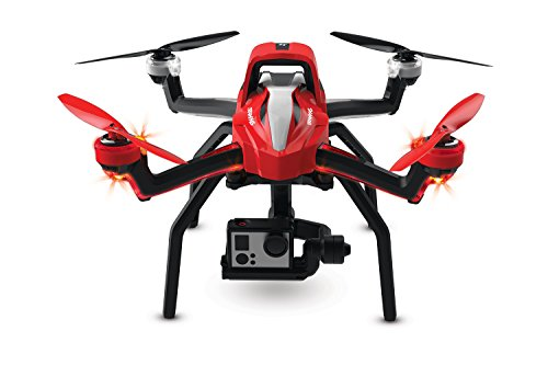 Traxxas Aton Plus Quadcopter with 2-Axis Gimbal, 3-Cell 5000mAh iD LiPo Battery...