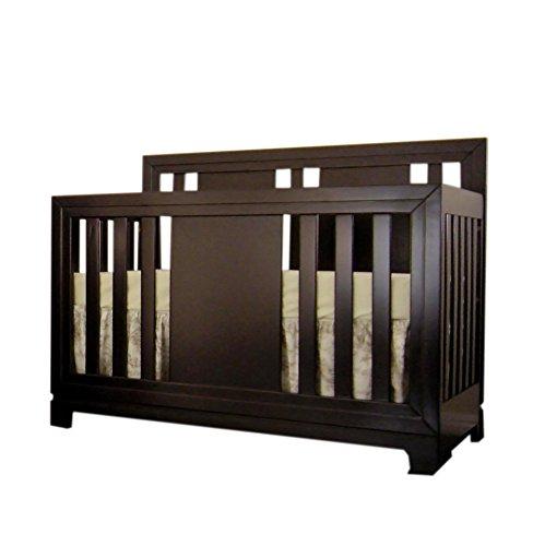 Eden Baby Furniture Infant Toddler Melody Crib Espresso