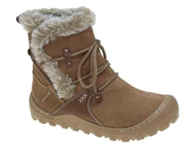 EARTH CENTRAL LADIES WINTER BOOTS DEER 9 M