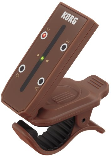Korg Headtune Clip-On Ukelele Tuner