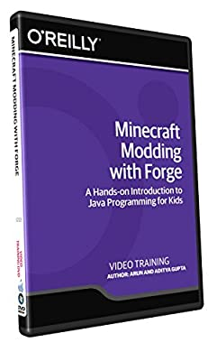 Minecraft Modding with Forge - Training DVD