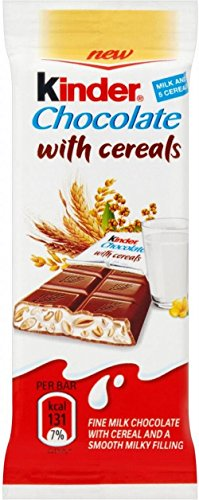 Kinder Chocolate with Cereals (23.5g)