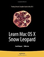 Learn Mac OS X Snow Leopard