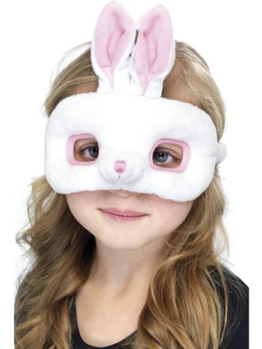 Bunny Plush Kids Mask
