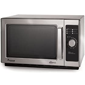 Amana RCS10DS Medium Duty Commercial Microwave