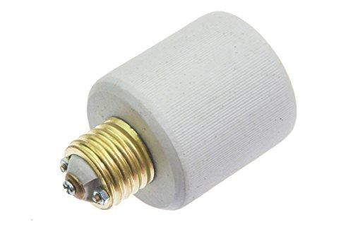 Shangge Ce&Rohs Certification 5 Pcs E27 To E40 Ceramic Led Bulb Base Converter Halogen Cfl Light Lamp Adapter Socket Change